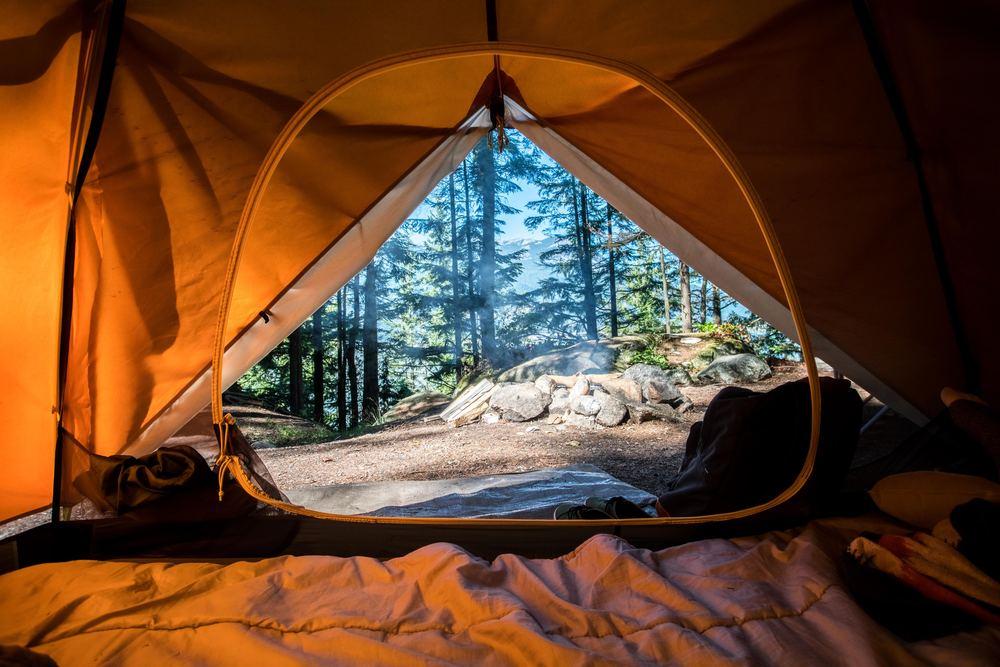 Dette rejseudstyr skal du bruge når du skal på camping