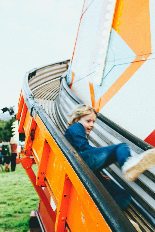 Giv dit barn en god oplevelse på en rutsjebane